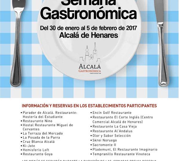 samana gastronómica de enero