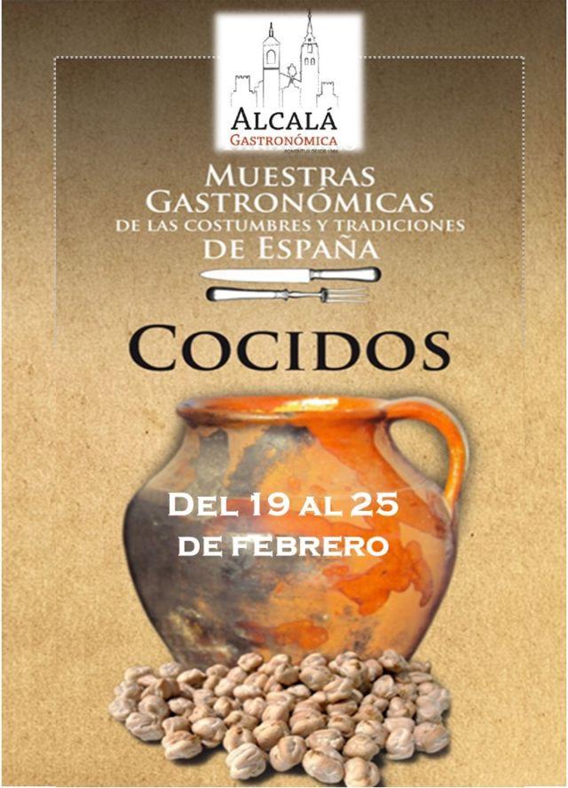 Ruta del Cocido de Alcalá