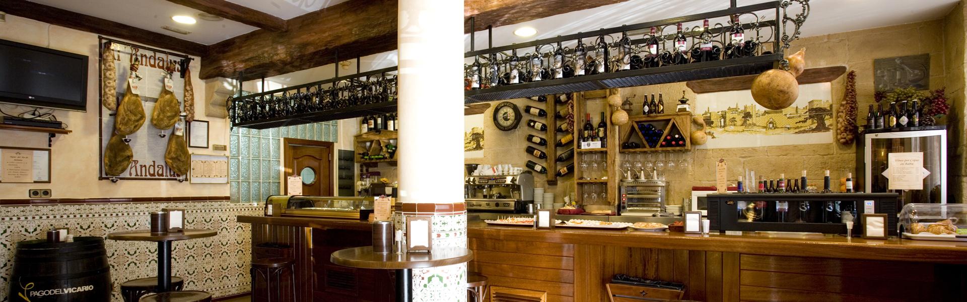 al-andalus barra bar