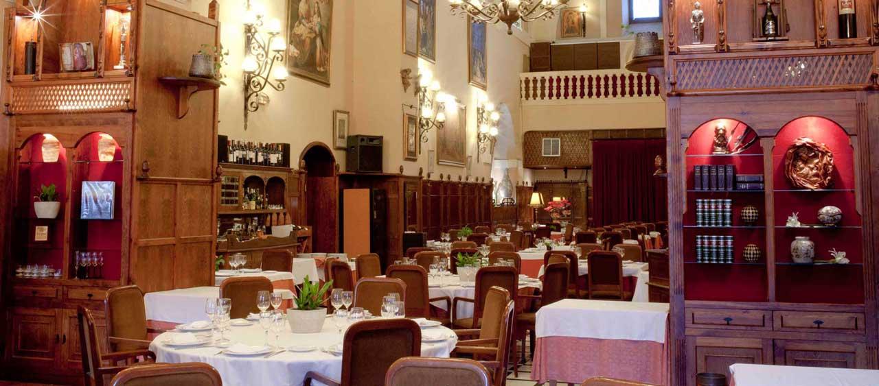 restaurante la cupula