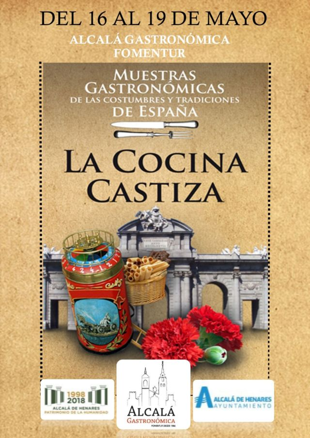 Cocina castiza en Alcalá de Henares