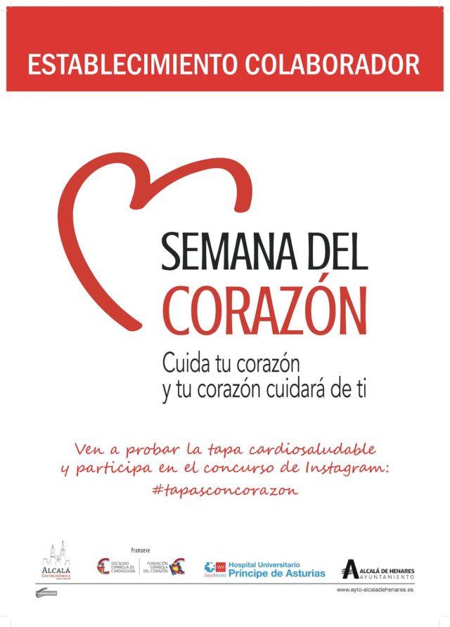 Concurso de tapas Semana del Corazón de Alcalá Gastronómica