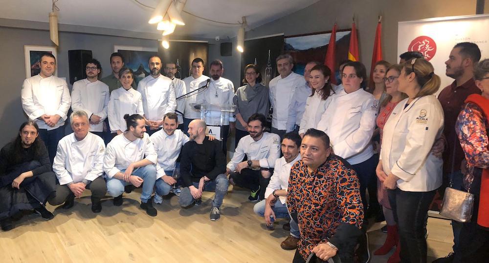 Presentación de la 34 Semana Gastronómica de Alcalá de Henares