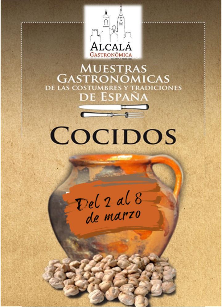 Ruta del cocido de Alcalá Gastronómica