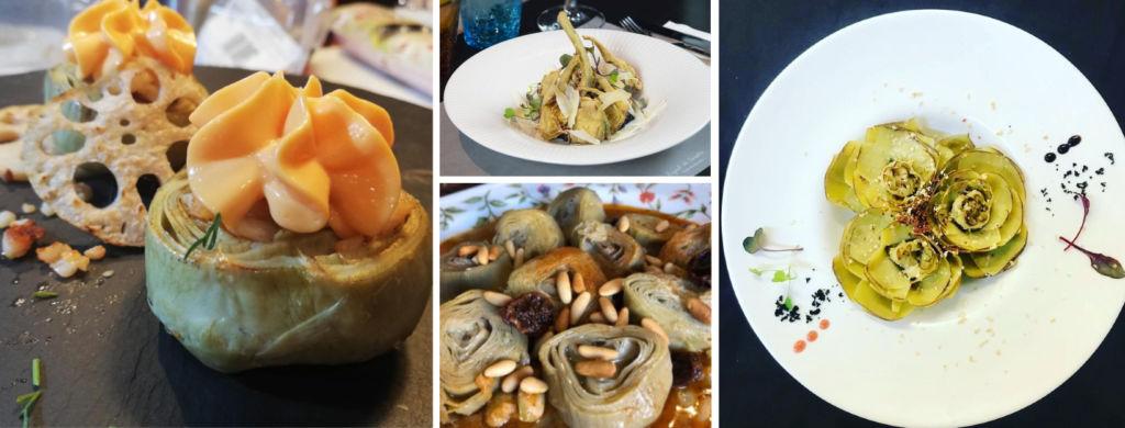 El Mes de la Alcachofa en Alcalá Gastronómica