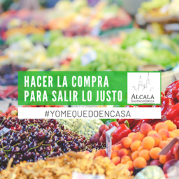 Alcalá Gastronómica lista de la compra