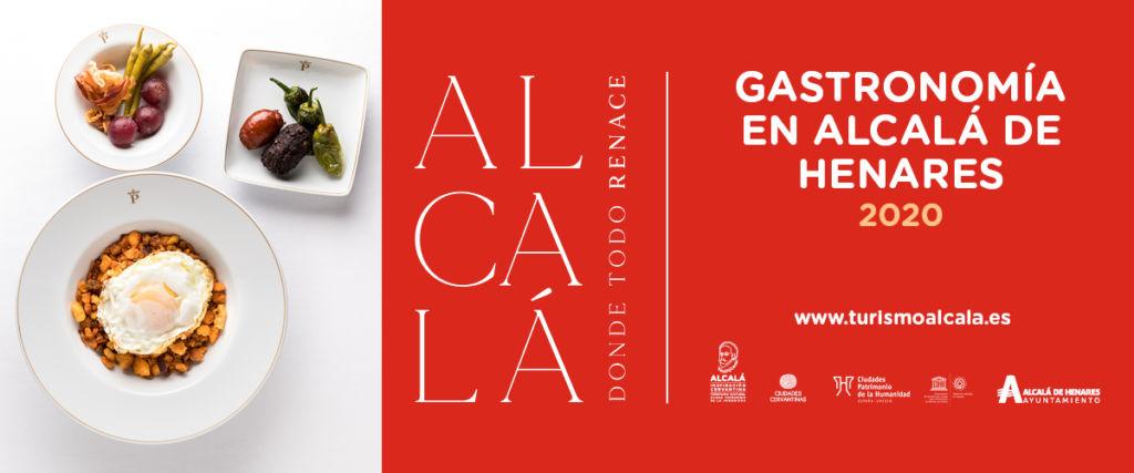 Cartel de Turismo Alcalá