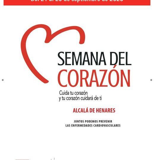 Semana del Corazón en Alcalá de Henares