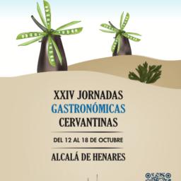 Jornadas Gastronómicas Cervantinas
