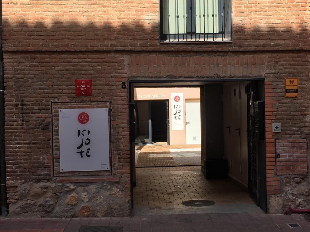 ki-jote restaurante en Alcalá de Henares