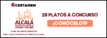 Certamen Alcalá Gastronómica
