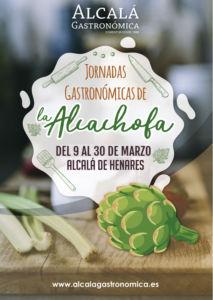 Mes de la alcachofa en Alcalá