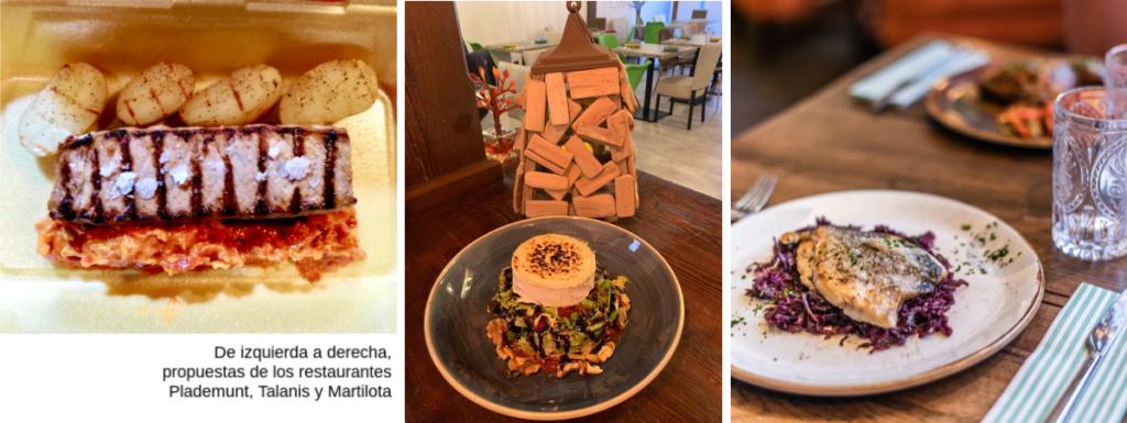 Alcalá Gastronómica también se disfruta en casa