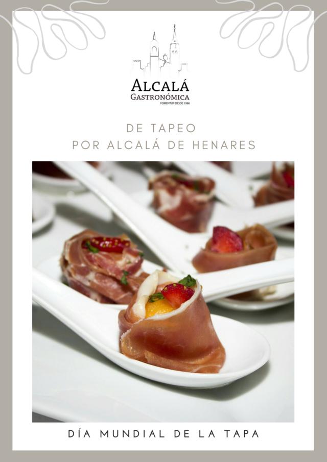 Día Mundial de la Tapa Alcalá Gastronómica