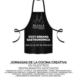 XXXV semana gastronómica en Alcalá de Henares