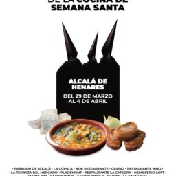 Cocina de Semana Santa Alcalá de Henares