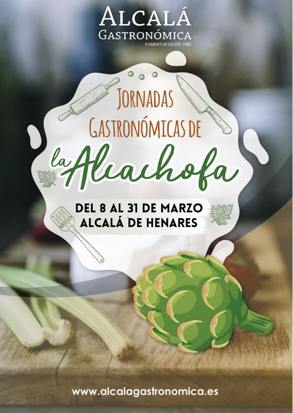 Jornadas Gastronómicas de la Alcachofa de Alcalá de Henares