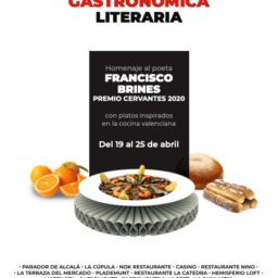 Muestra Gastronómica Literaria