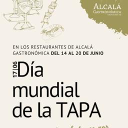 Dia Mundial de la Tapa Alcalá Gastronómica