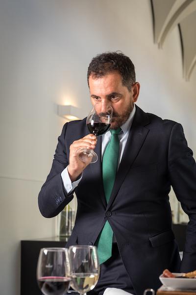 José Valdearcos Parador de Alcalá de Henares