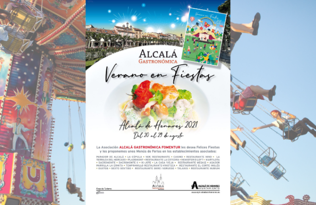 Menús de Ferias de Alcalá Gastronómica