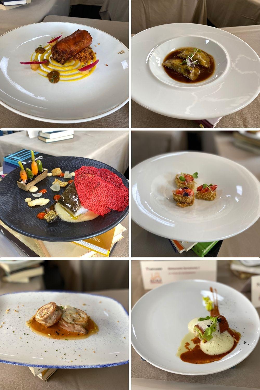 Finalistas Certamen Alcalá Gastronómica 2021